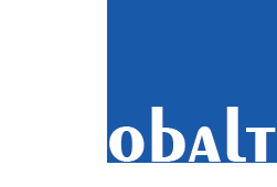 Cobalt graphic Design logo